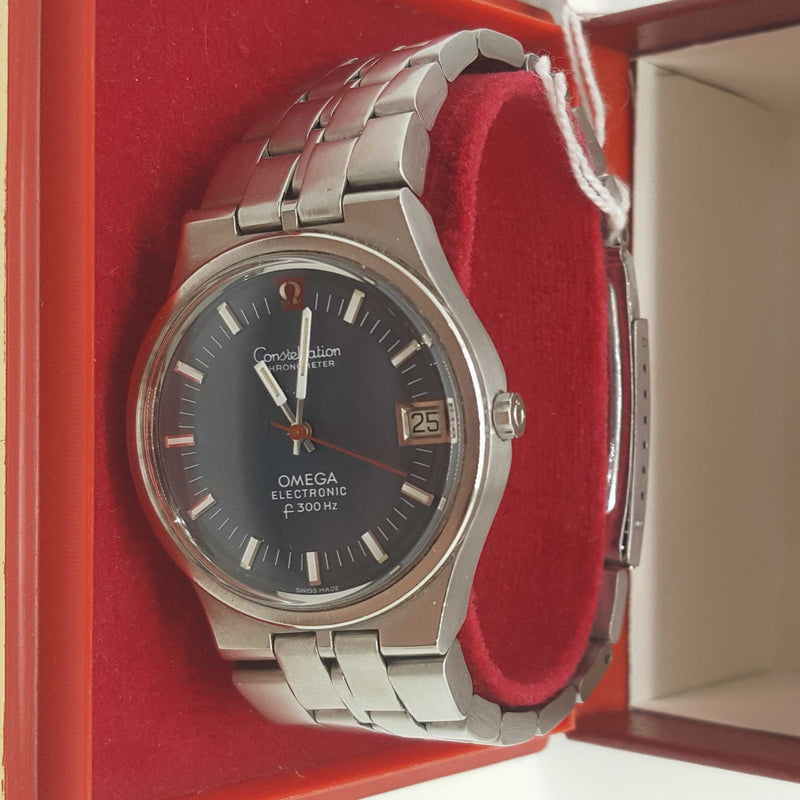 Omega Constellation 1970's