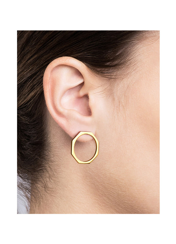 Women's Ponti Earrings