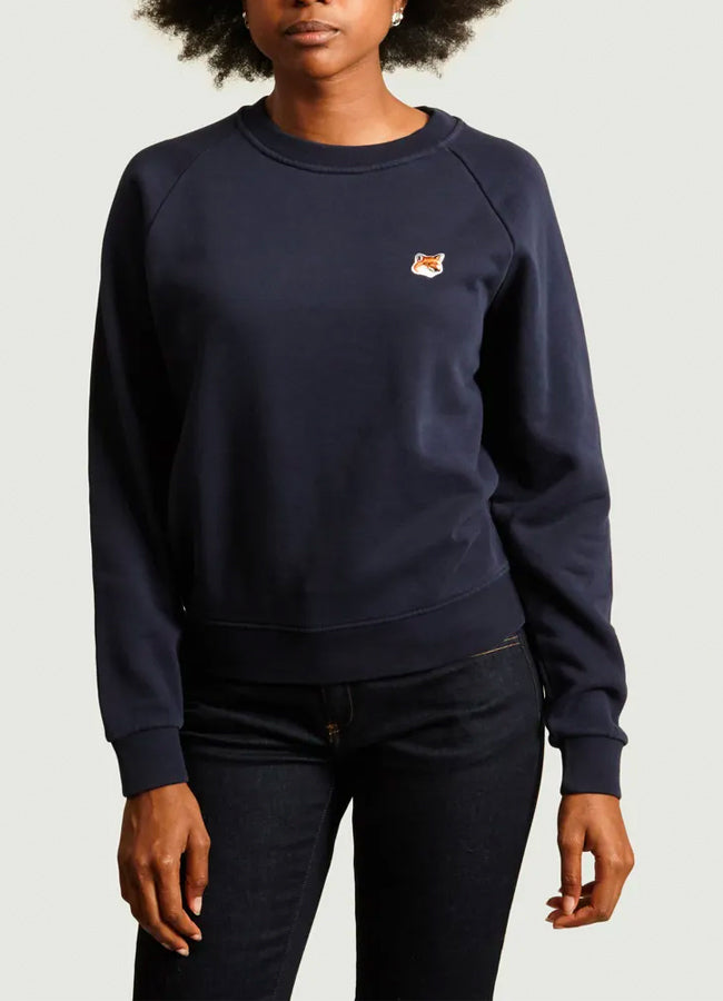 Sweatshirt Fox Head Patch AW00303KM0001