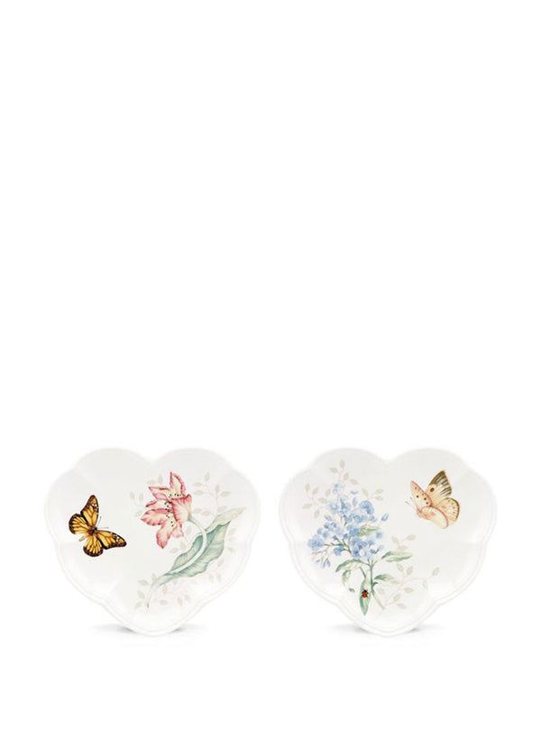 Butterfly Mdw Dw Heart Party Pl/2 820577