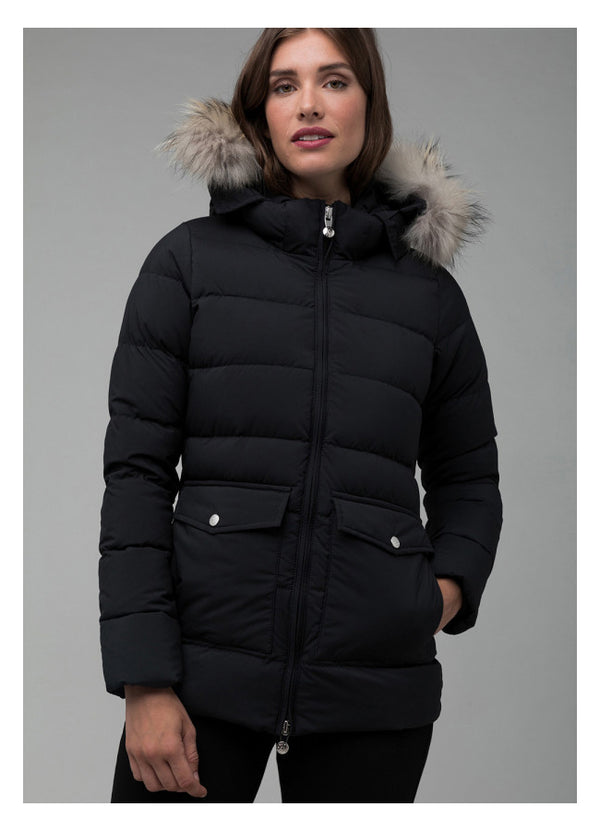 AUTHENTIC SOFT DOWN JACKET HWM006