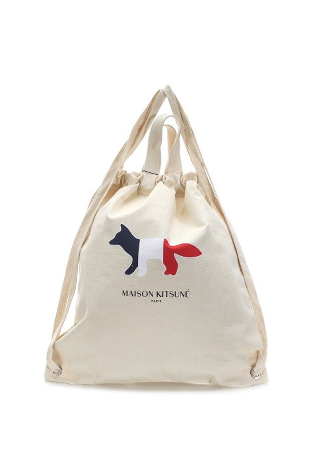 Tricolor Fox Tote Backpack DU05108WW0008
