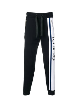Men's Jogging Bottoms With Maxi-Logo 19EI1P0AB0176040001