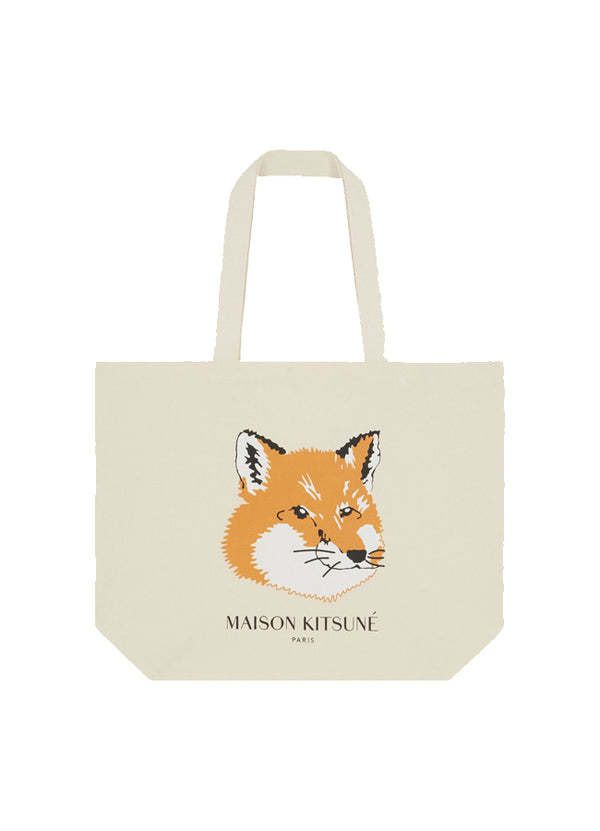 Fox Head Tote Bag DU05110WW0008