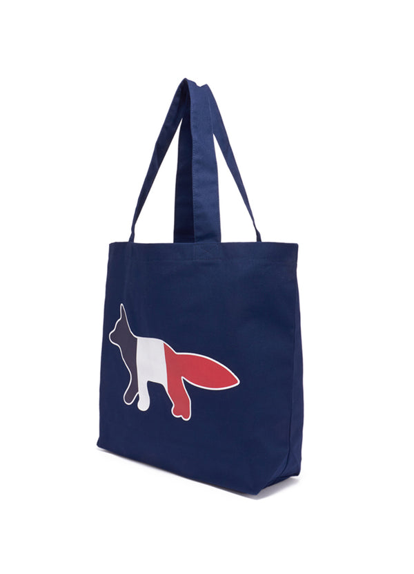 Tote Bag Tricolor Fox Patch AU05101WW0007
