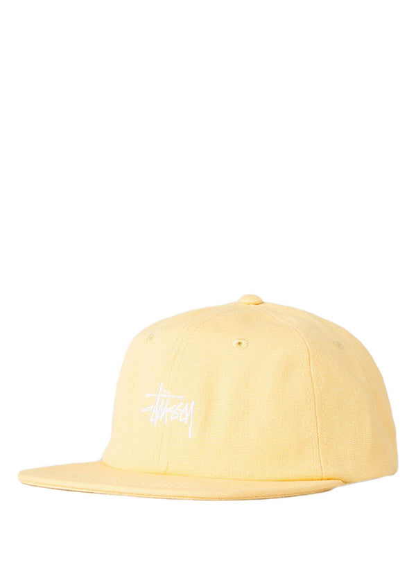 Men's Smooth Stock Canvas Strapback