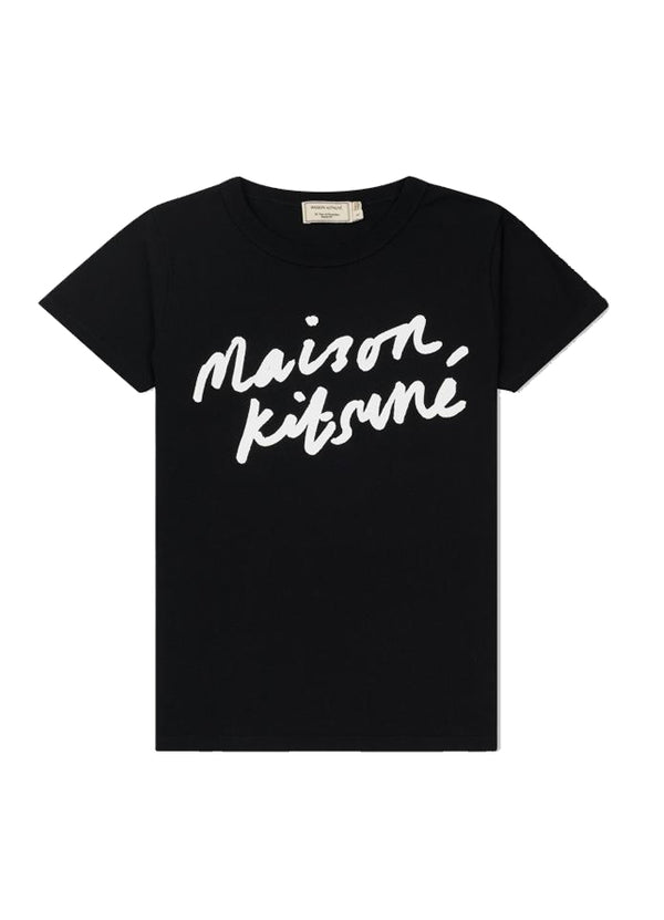 Women's Tee-Shirt Handwriting AW00104KJ0005