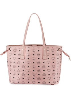 Women's Liz Medium Reversible Visetos Shopper Tote