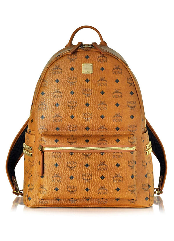 Women's Stark Side Studs Backpack In Visetos