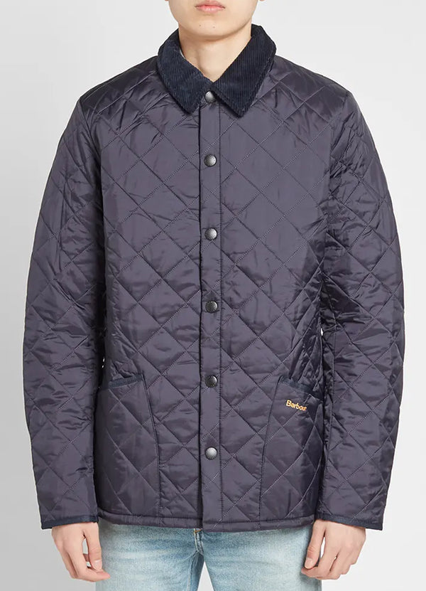 Heritage Liddesdale Quilt - Navy MQU0240NY92