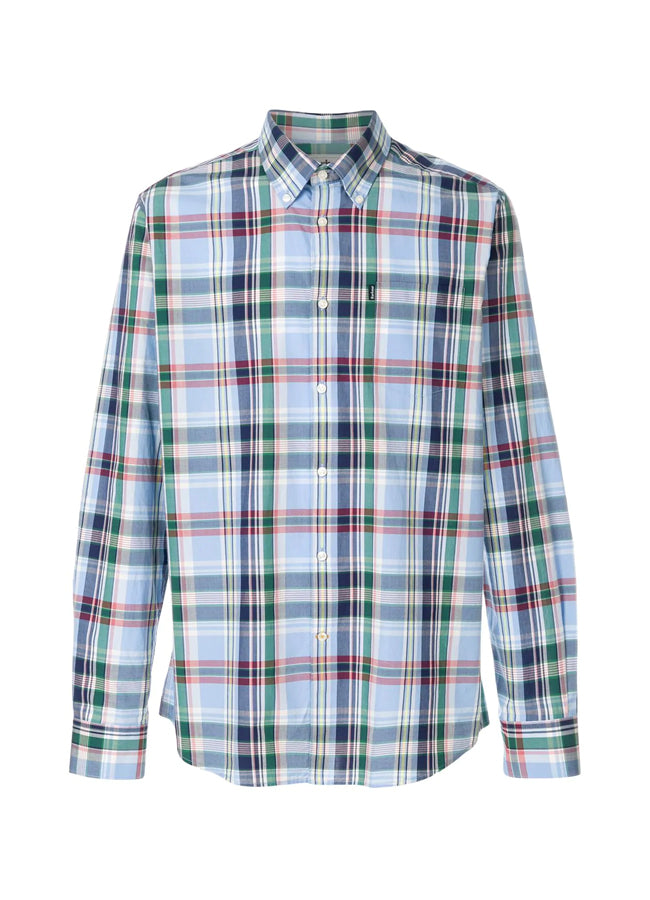 Jeff Shirt -Light Blue MSH4161BL19