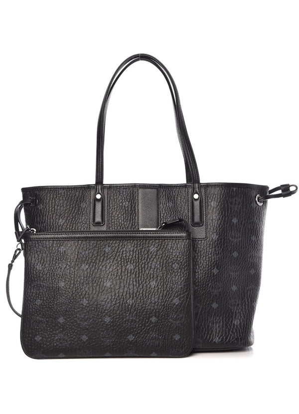 Women's Reversible Liz Shopper In Visetos