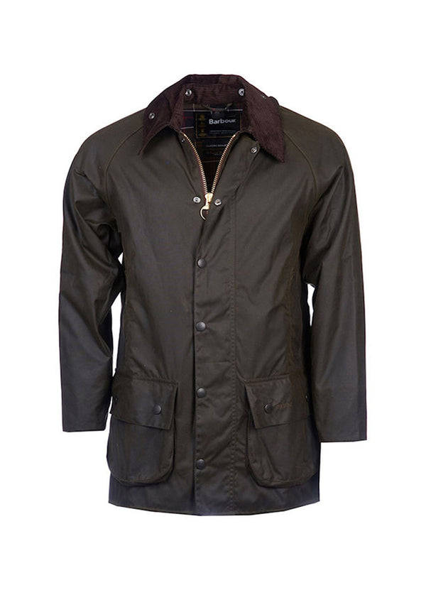 Classic Beaufort Wax Jacket -Olive