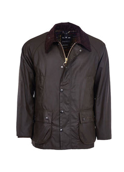 Classic Bedale Wax Jacket - Olive