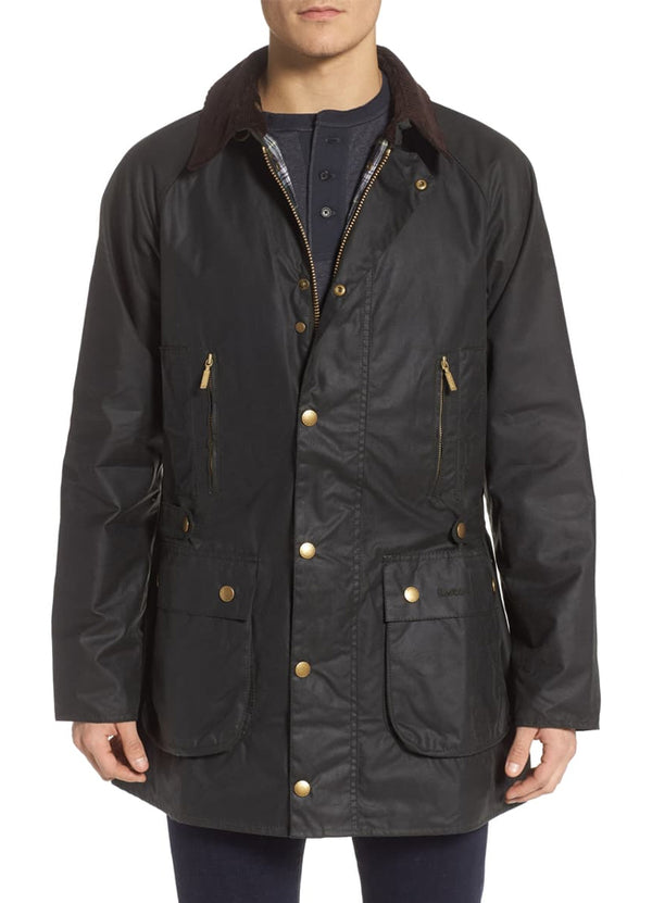 Beaufort Wax Jacket - Sage MWX0017SG91