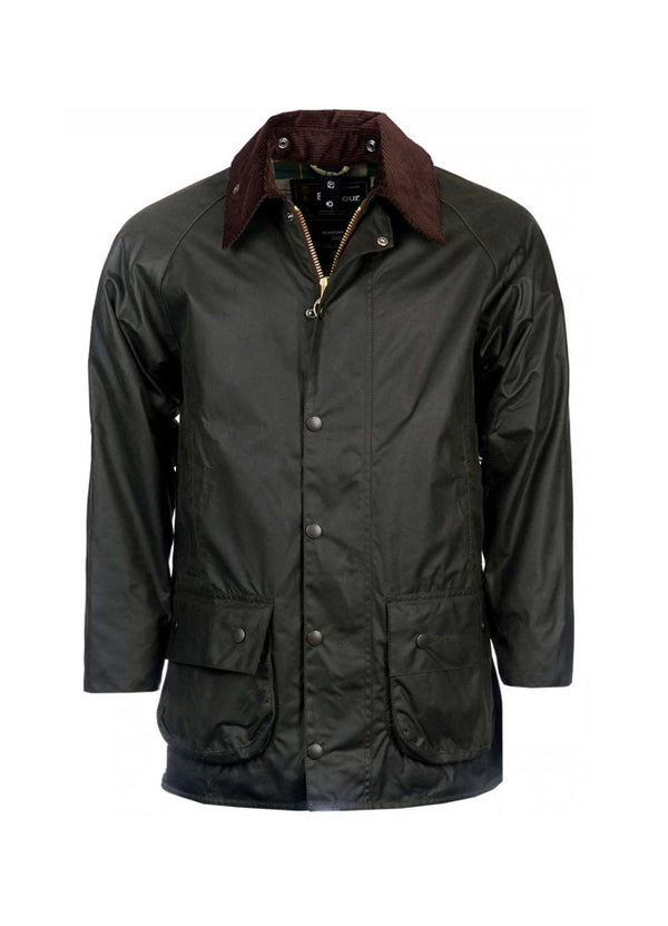 Beaufort Wax Jacket - Sage