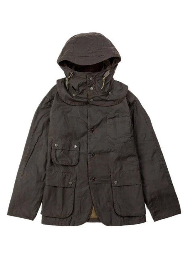 Barbour Upland Wax - Olive MWX1595OL91