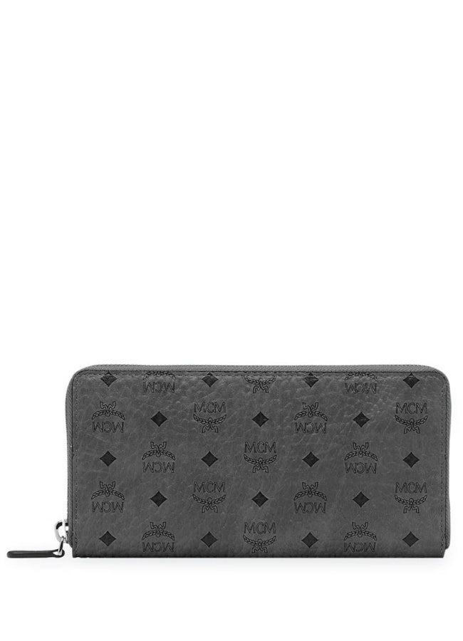 Women's Zip Around Wallet In Visetos Original MXL8AVI92EP001