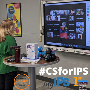 IPS Computer Science Champions Lead #CSforIPS
