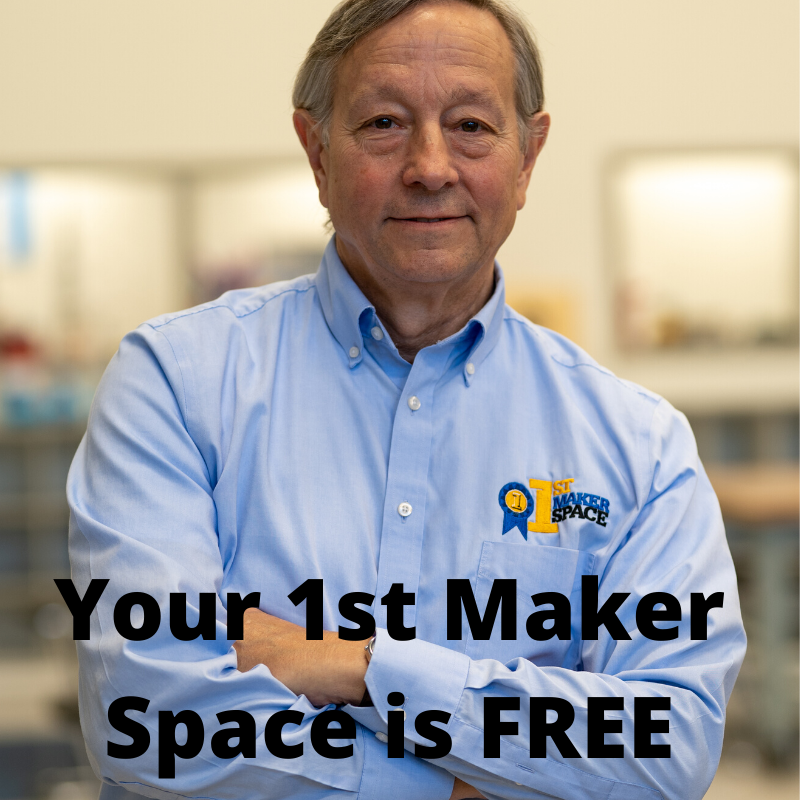 Your 1st Maker Space is Free