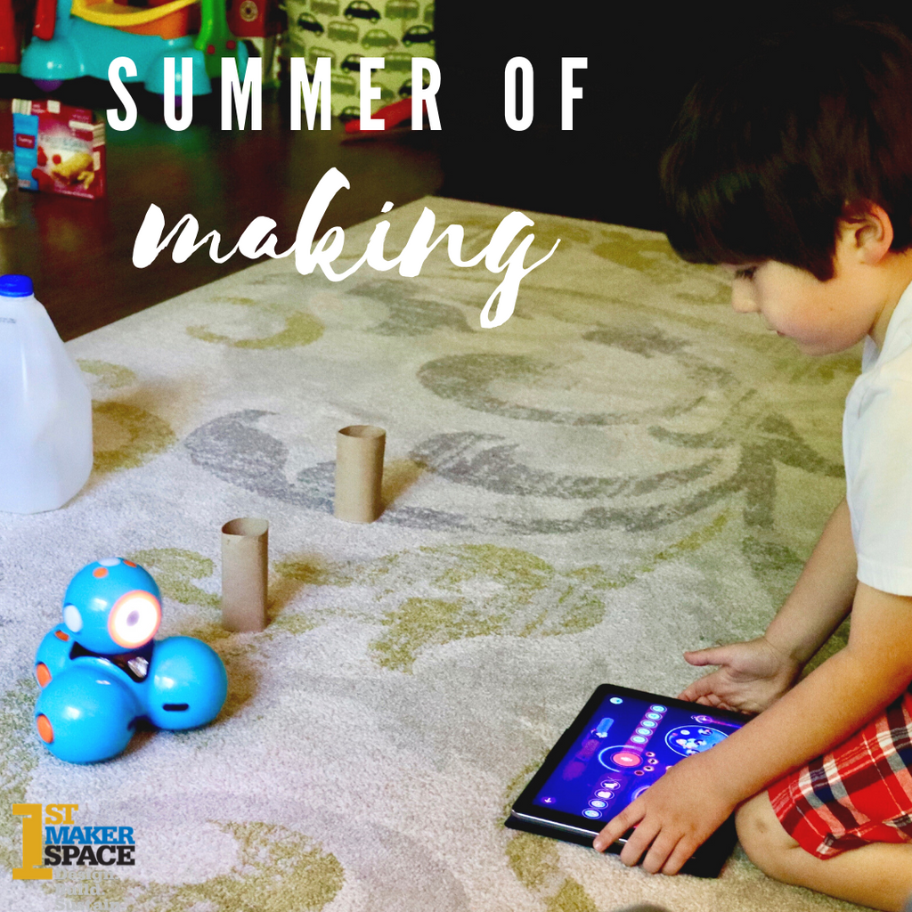 A Summer of Making