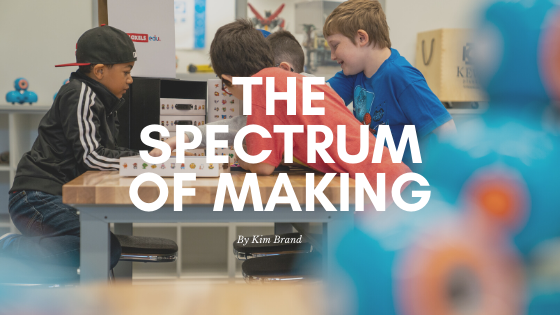 The Spectrum of Making