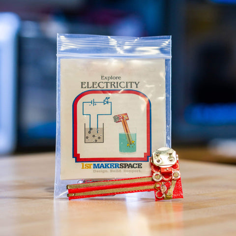 Exploring Electricity STEM Take-Out Kit