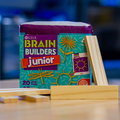 KEVA Brain Builders Jr.