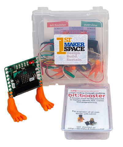Bit:booster Media Center Checkout Kit