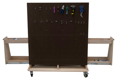 Mobile Visible Tool Cart