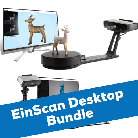 EinScan Desktop Scanner Bundle