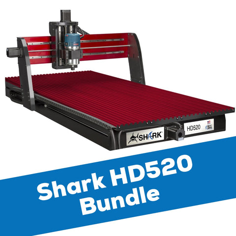 Shark CNC HD520 Bundle