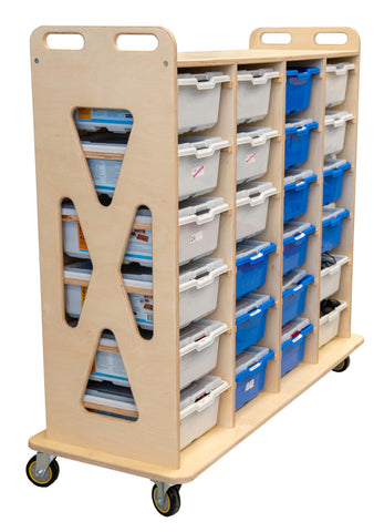 Robotics Storage Cart