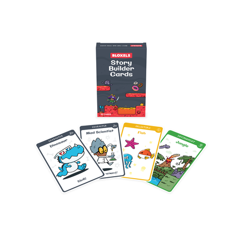 Bloxels Story Builder Card Deck