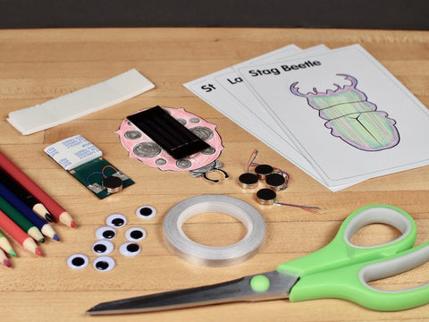 Solar Bug STEM Take-Out Kit
