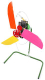 Wind Pump/Wind Turbine Activity