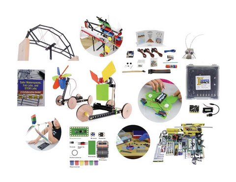 Middle School Maker Bundle