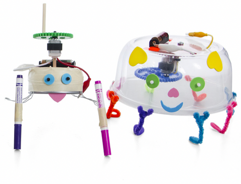 Wiggle Bots Activity