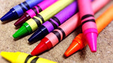 color pens for art and craft class