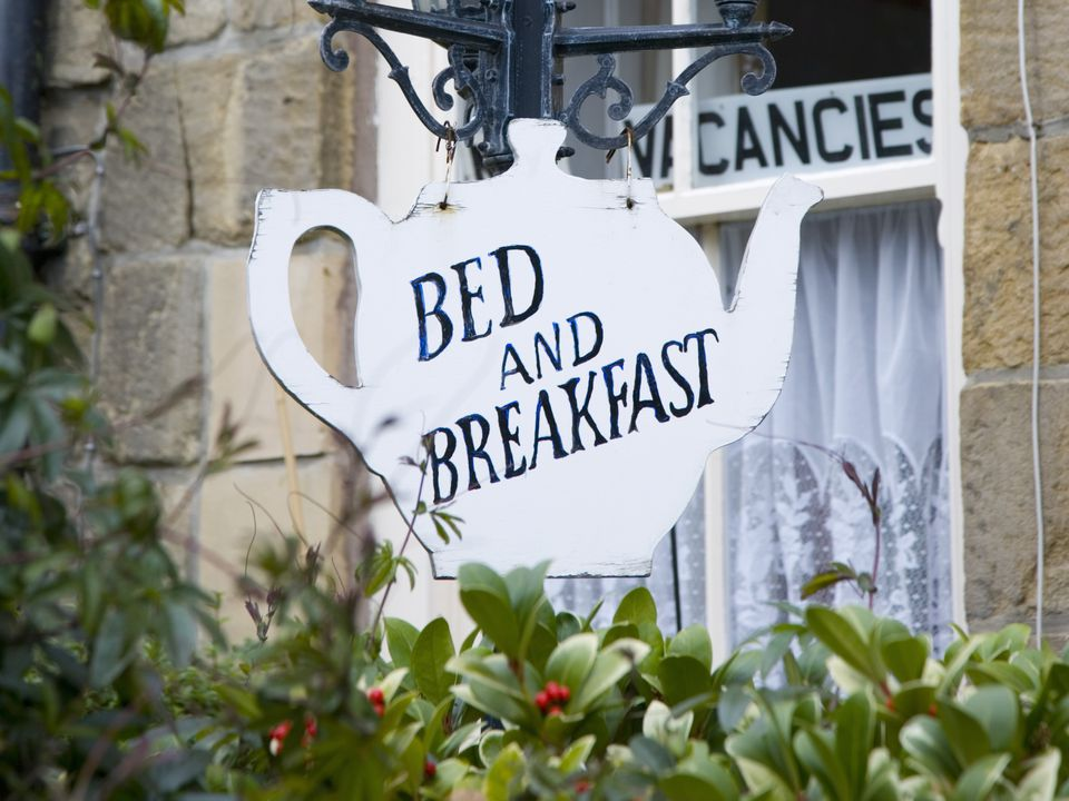 Hotel providing Bed and Breakfast