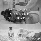 Business Titans is providing the Massage therapist business idea for startups.