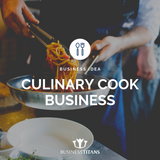 Business Titans is providing the Culinary cook business idea for startups.