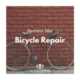 Business Titans is providing the Bicycle repair business idea for startups.