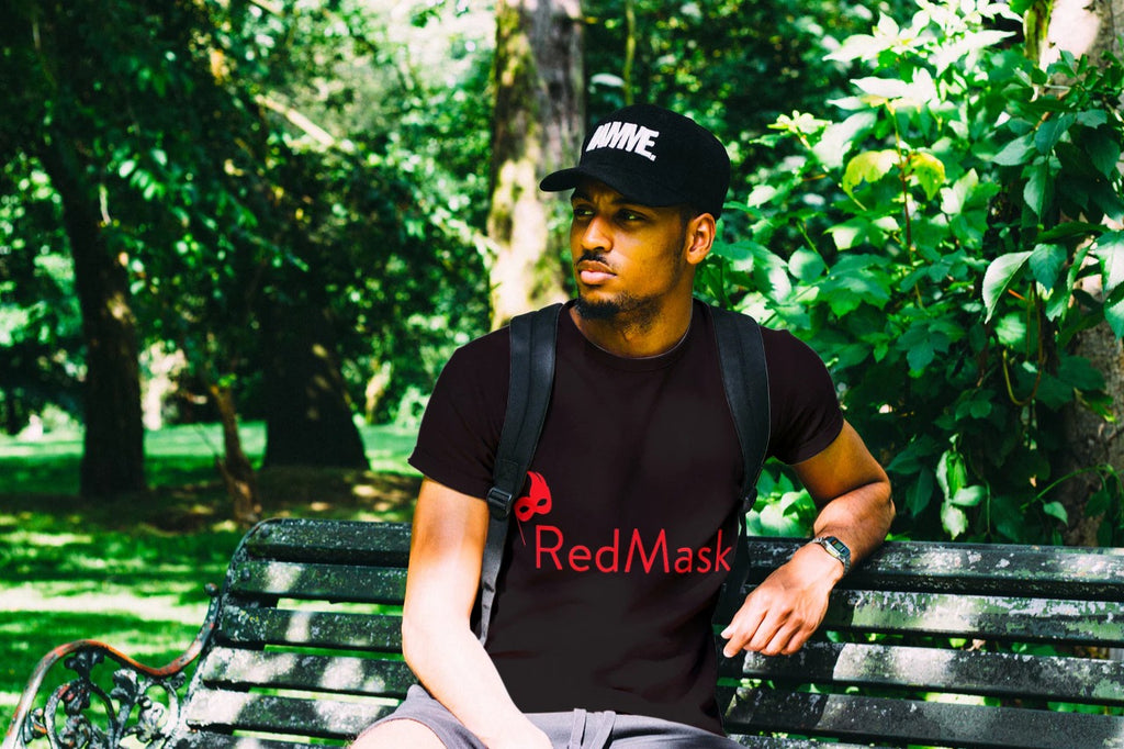 Red Mask Brand
