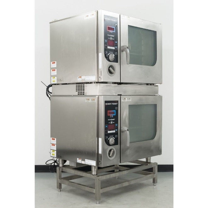 double stack multi purpose oven