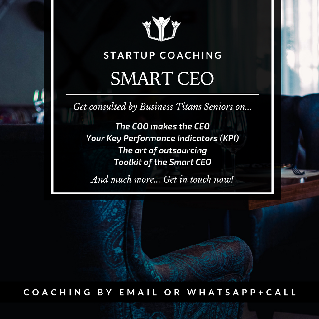 The business titans mobile startup coaching product highlights for the smart ceo.