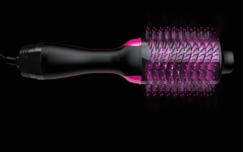 Multifunctional Hair Dryer & Volumizer Rotating