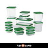 17 PCS. FOOD STORAGE BOX SET