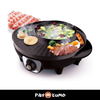 2 IN 1 GRILL WITH SHABU SHABU HOT POT
