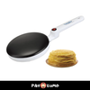 ELECTRIC CREPE AND PANCAKE MAKER